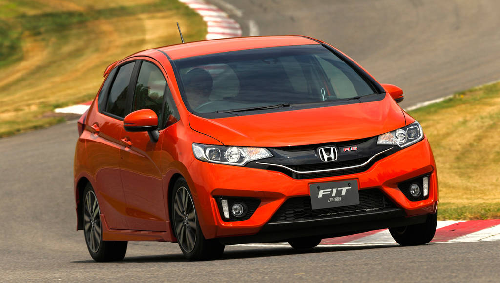 Honda Jazz wins Womens World Car of the Year 2014