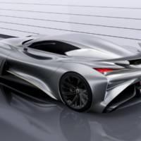 Infiniti Concept Vision GranTurismo unveiled