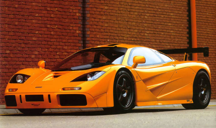 McLaren F1, much worthy than a mansion outside London?