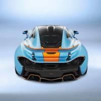 McLaren P1 customized for Miles Nadal