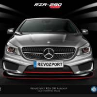 Mercedes CLA Shooting Brake tuned by RevoZport