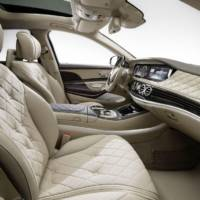 Mercedes-Maybach S-Class: new set of photos released