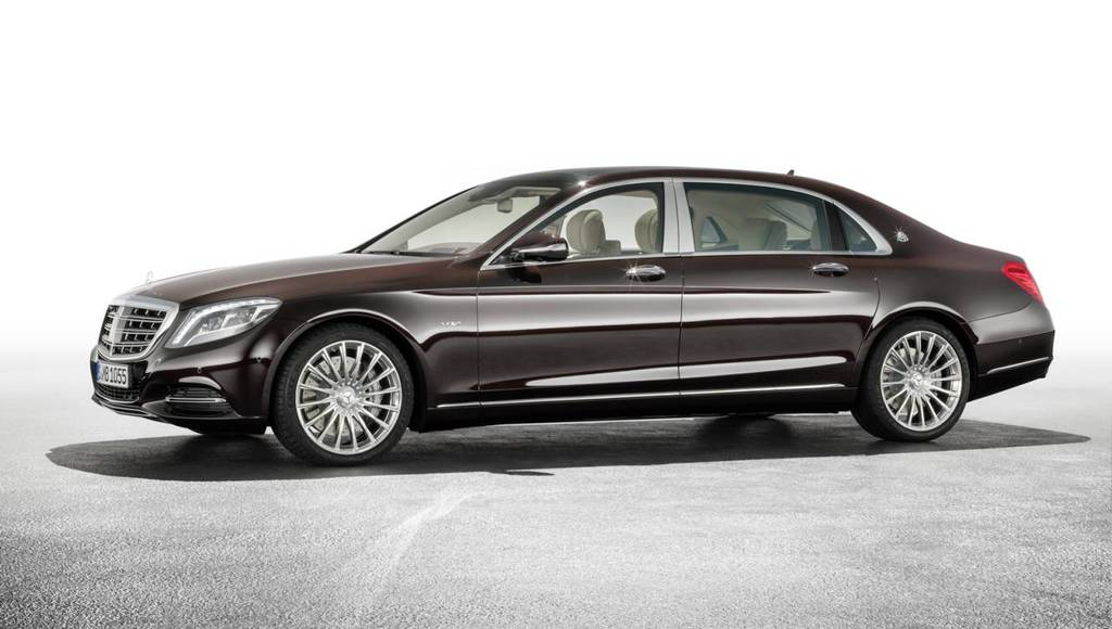 Mercedes-Maybach S600 has a price tag of 187.841 Euros
