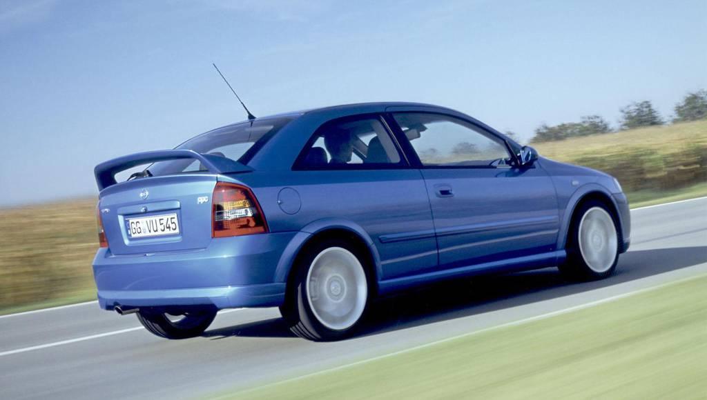 Opel OPC celebrates 15 years since launch