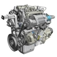 Renault details its two cylinder diesel engine