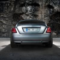 Rolls Royce Wraith received Spofec treatment
