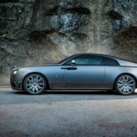 Rolls Royce Wraith received Spofec treatment