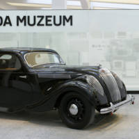 Skoda Museum is on Google Maps