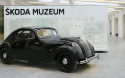 Skoda Museum is on Google Maps