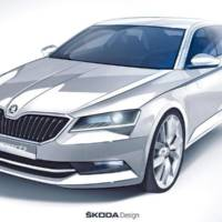 Skoda Superb - Official teaser