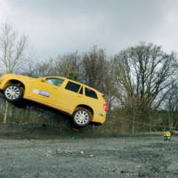 The way that Volvo is doing safety tests (VIDEO)