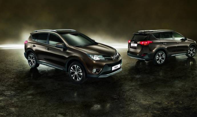 Toyota RAV4 Edition S is now available at 30.890 Euros