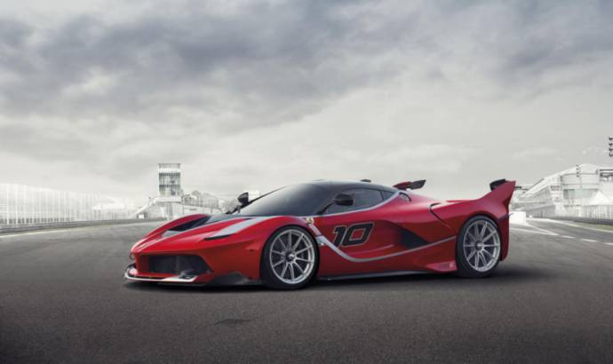 Video: Ferrari FXX K in action at Yas Marina circuit