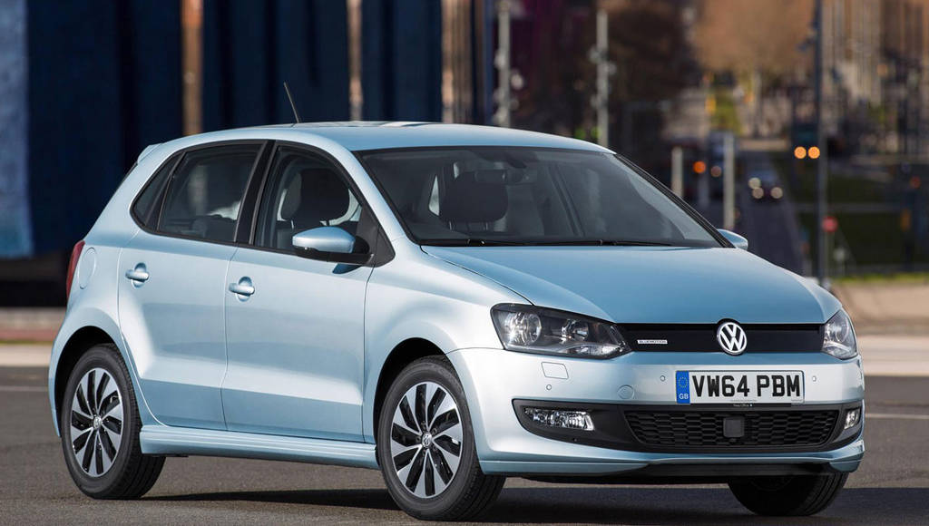 Volkswagen Polo BlueMotion 1.0 TSI UK prices