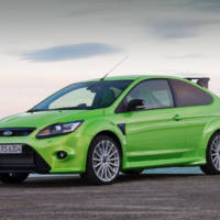 2015 Ford Focus RS teased with a video