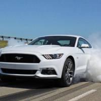 2015 Ford Mustang starting price