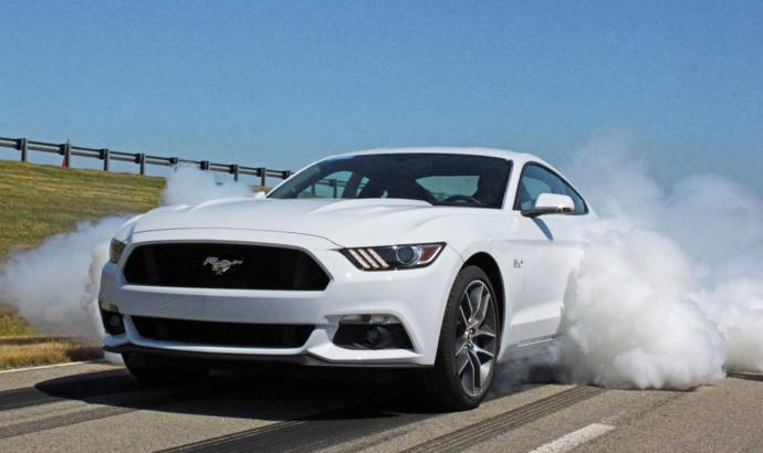 2015 Ford Mustang starting price