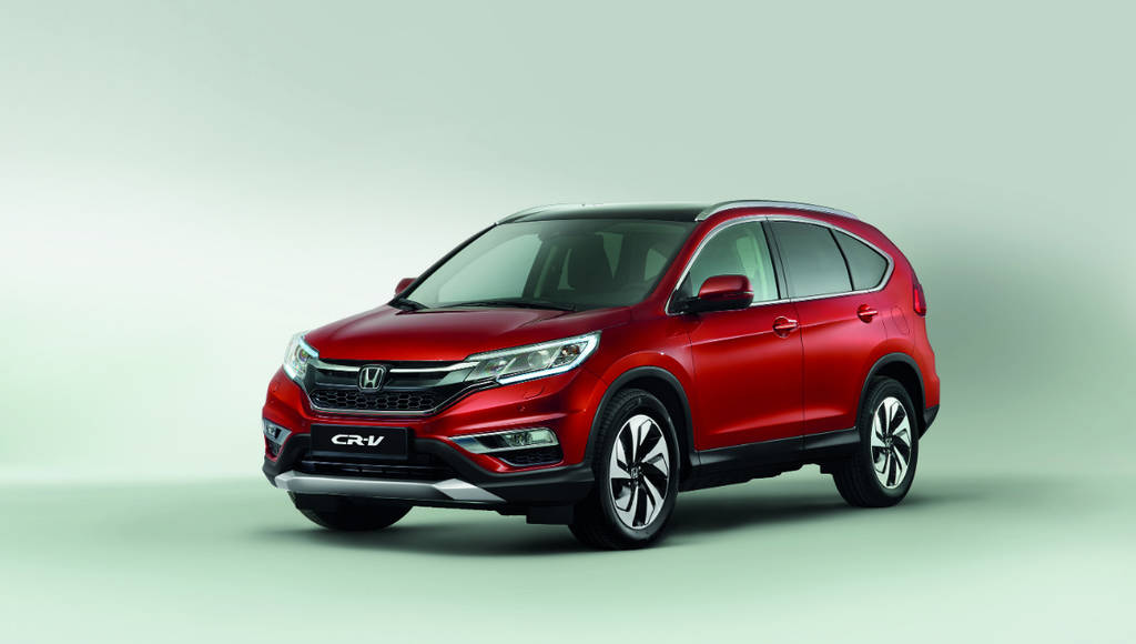 2015 Honda CR-V will be equipped with i-ACC technology