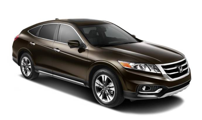 2015 Honda Crosstour recall issued in US