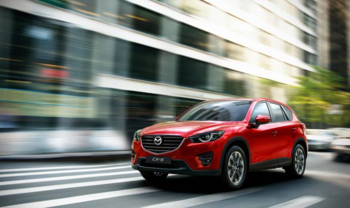 2015 Mazda CX-5 is available in UK