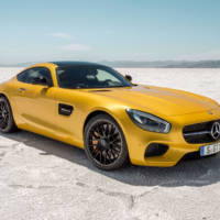 2015 Mercedes AMG GT S prices announced in US