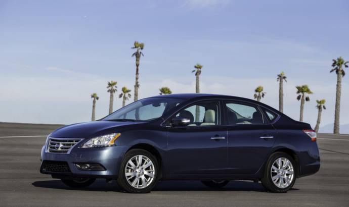 2015 Nissan Sentra US pricing announced