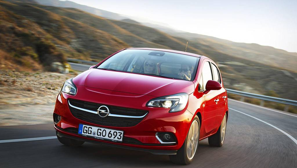 2015 Opel Corsa 1.3 CDTI introduced