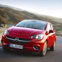 2015 Opel Corsa 1.3 CDTI introduced