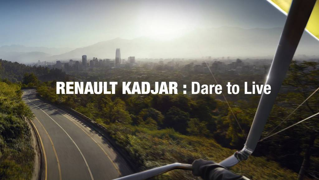 2015 Renault Kadjar is ready to be unveiled