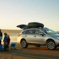 2015 Subaru Outback UK price announced