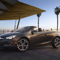 2016 Buick Cascada - Official pictures and details