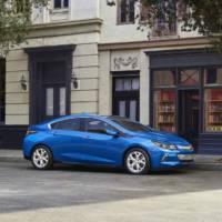 2016 Chevrolet Volt - Official pictures and details