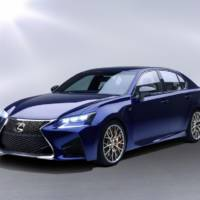 2016 Lexus GS F officially unveiled ahead of NAIAS debut