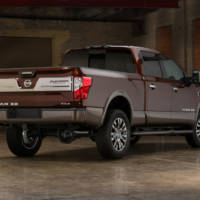 2016 Nissan Titan XD diesel revealed in Detroit