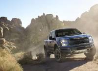 2017 Ford F-150 Raptor with V6 EcoBoost delivers 450 HP