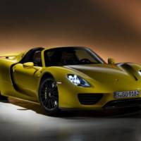 AMG is planning a Porsche 918 Spyder rival