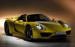 AMG is planning a Porsche 918 Spyder rival