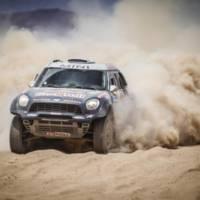 Al-Attiyah wins the 2015 Dakar Rally