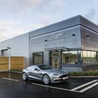 Aston Martin opens new prototype center in UK