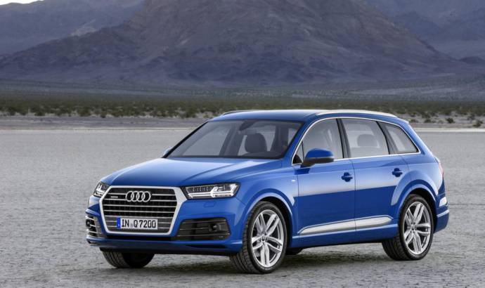 Audi will highlight the Q7 and laser technologies at 2015 CES