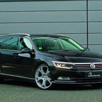 B&B Automobiltechnik tuned the new Volkswagen Passat Variant