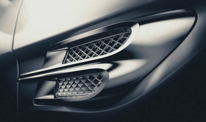 Bentley Bentayga is the name of future British SUV