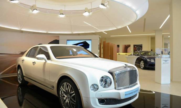 Bentley Mulsanne Majestic introduced in Middle East