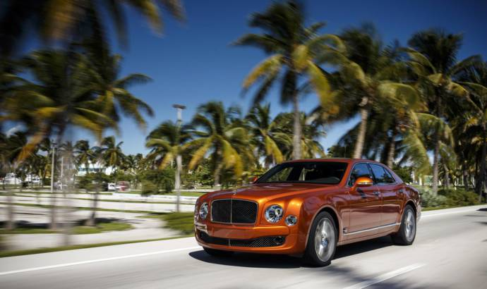 Bentley Mulsanne Speed will be introduced in NAIAS Detroit