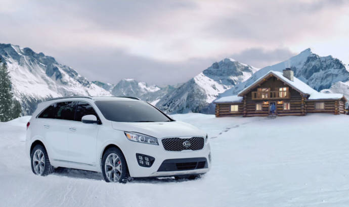 Bond in Kia Sorento Super Bowl XLIX commercial
