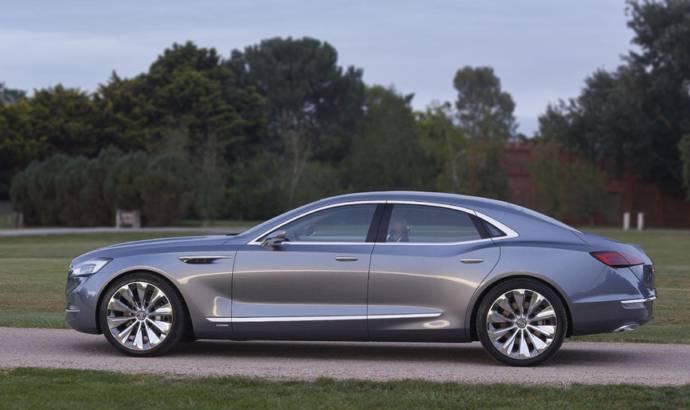 Buick Avenir Concept previews future design