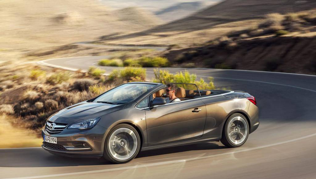Buick Envision and Cascada convertible to be revealed in Detroit