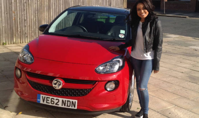 Dionne Bromfield is Opel new brand ambassador