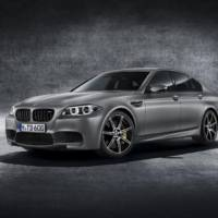 Final US-spec BMW M5 30 Jahre M5 will go to auction