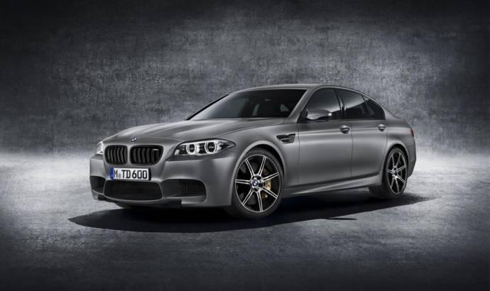Final US-spec BMW M5 30 Jahre M5 will go to auction